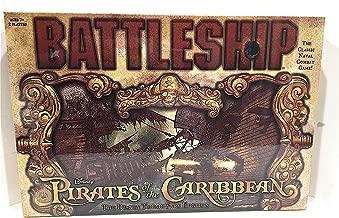Disney Parks Exclusive Pirates of the Caribbean Battleship Game