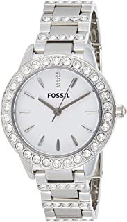 Women's Jesse Stainless Steel Glitz Dress Quartz Watch