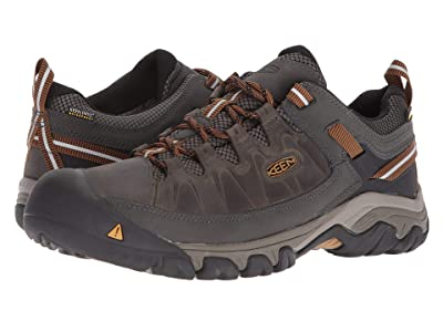 KEEN Targhee III Waterproof (Black Olive/Golden Brown) Men