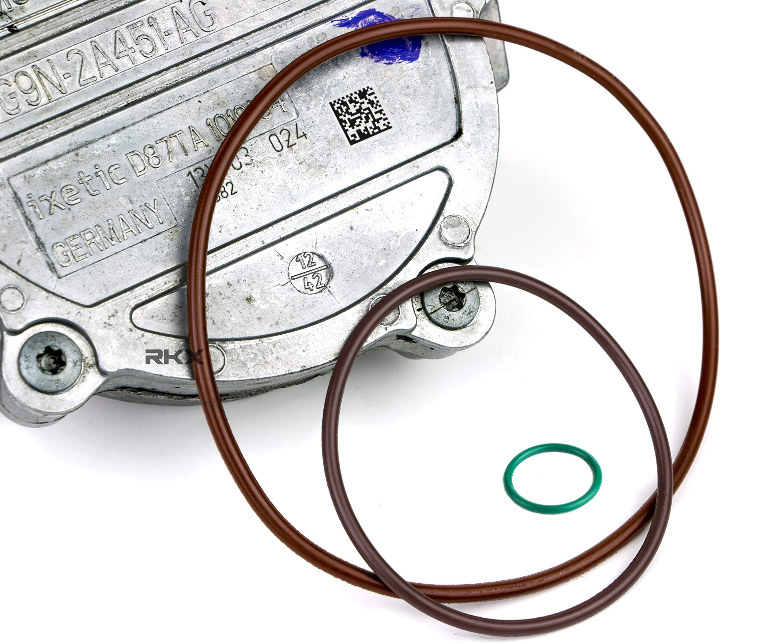Amazon.com: RKX Vacuum Pump seal kit/rebuild gasket compatible with Volvo &  Land Rover T6 3.2l LR2: Automotive | Volvo Vacuum Pump Wiring |  | Amazon.com