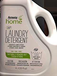 Legacy of Clean Sa8� Liquid Concentrated Laundry Detergent - Floral Scent (133+ Loads) 135 fl.oz New, Powerful Formula