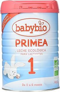 BabyBio - Leche 1 para Lactante Babybio 900 gr 0m+ (050300)