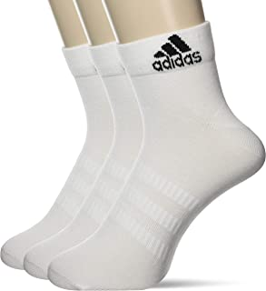 adidas Men's Light Ank 3pp Ankle Socks