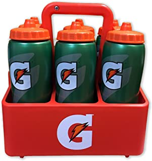 Gatorade Hydration Pack 6 G Bottles and a Carrier