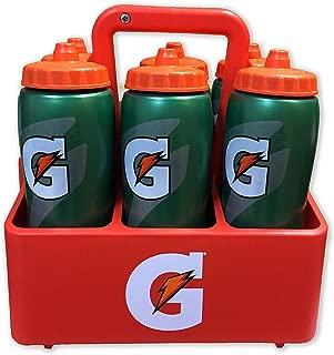 Best gatorade water bottle set with carrier Reviews