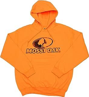 Mossy Oak Men's Adult Printed Hooded Sweatshirt