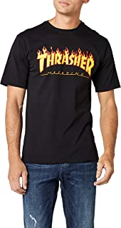 Best thrasher magazine flame logo Reviews