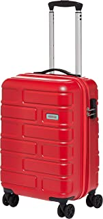 American Tourister Bricklane Hard Cabin Luggage trolley bag, Red, 55cm Spinner