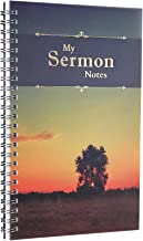 My Sermon Notes Wirebound Notebook with Tree