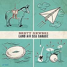 LAND SEA AIR GARAGE