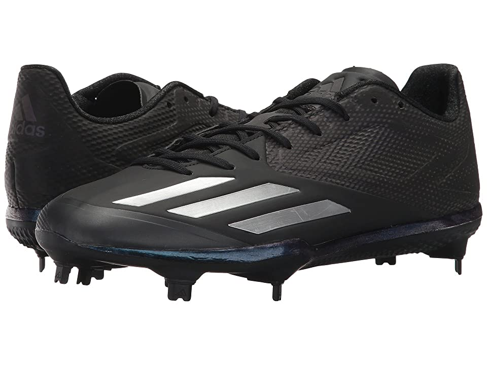 adidas Adizero Afterburner 3 Xeno (Black/Silver Metallic/Silver Metallic) Men