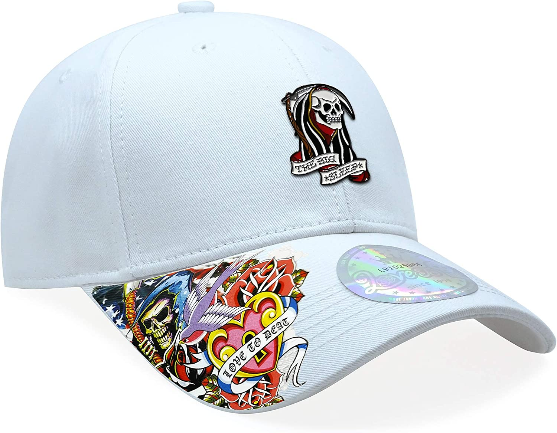 Love To outlet Snapback Limited price sale Hats for Men Alien Reaper Sk Fashion Women Grim