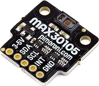 MAX30105: frecuencia cardíaca, oxímetro, sensor de humo