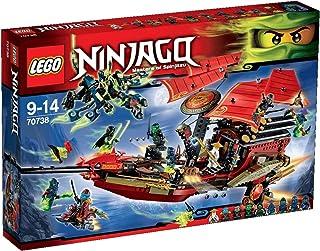 LEGO Ninjago - Barco de Asalto Ninja, juego