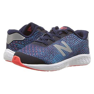 New Balance Kids KVARNv1 (Infant/Toddler) (Galaxy/Polaris) Boys Shoes