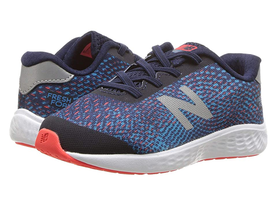 New Balance Kids KVARNv1 (Infant/Toddler) (Galaxy/Polaris) Boys Shoes