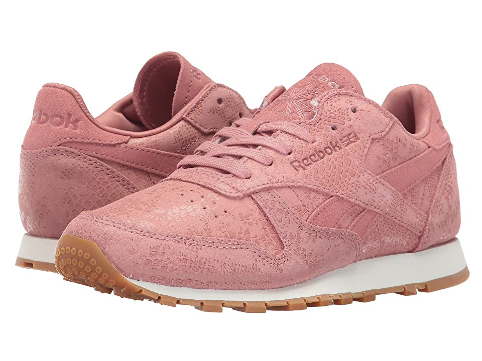 Reebok Lifestyle Classic Leather Exotic Print (Sandy Rose
