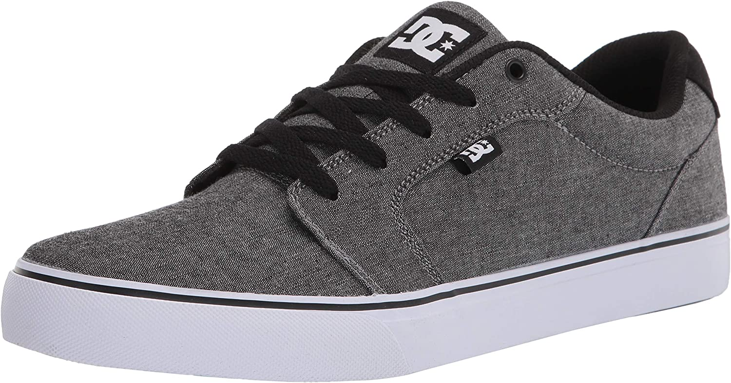 DC Men's Anvil Casual New mail order 2021new shipping free shipping Shoe Skate