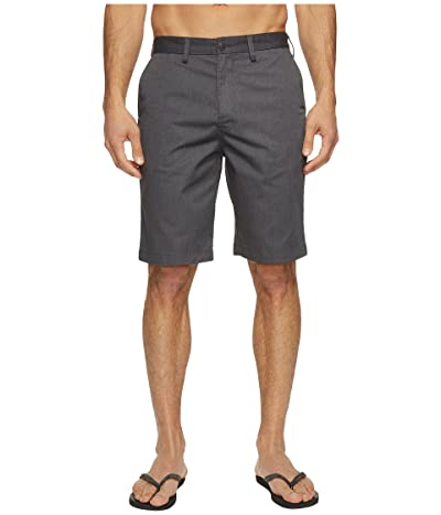 Billabong Carter Legacy Chino Walkshort (Charcoal Heather) Men