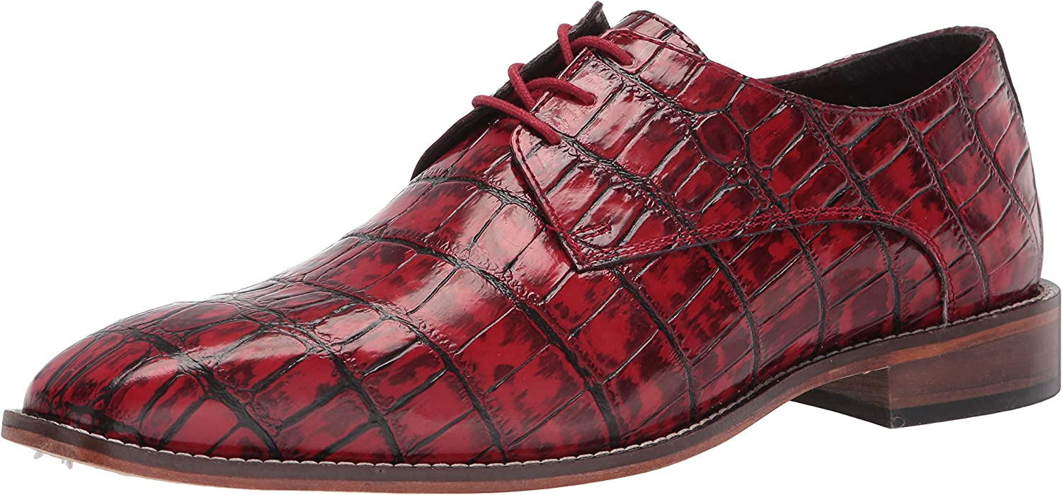 STACY ADAMS Men's Torres Lace-up Oxford