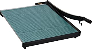 Premier 30-Inch Heavy-Duty Green Board Wood Trimmer, Cut Upto 20 Sheets at One Time, Steel Blades, Green (Prew30)