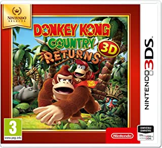 comprar comparacion Donkey Kong Country Returns 3D SELECTS