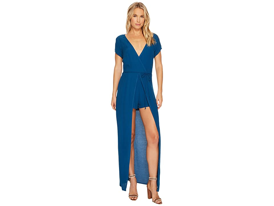 Lucy Love Hello Goodbye Dress (Lapis) Women