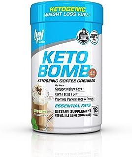 BPI Sports Bpi Sports Keto Bomb Ketogenic Coffee Creamer, Irish Creme, 18 Count