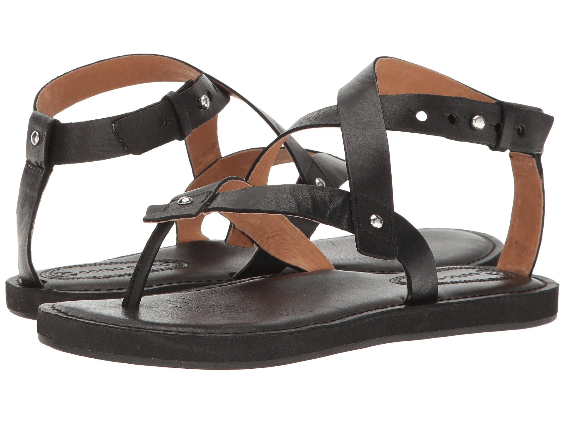 CORSO COMO Spa in Black Brushed Leather