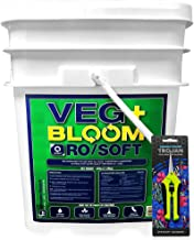 Veg + Bloom RO/Soft Base, 25lbs with Common Culture Trimming Scissors