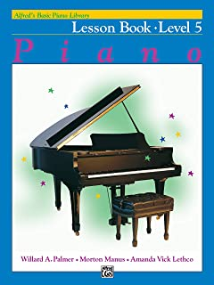 Alfred's Basic Piano Library: Piano Lesson Book, Lev