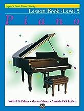 Alfred's Basic Piano Library: Piano Lesson Book, Level 5