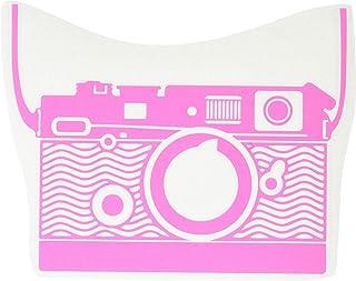 ملصق فينيل لماك بوك 13 بوصة من The Decal Guru 2082-MAC-13A-BG - وردي