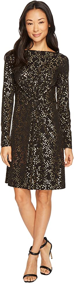 MICHAEL Michael Kors - Star Foil Twist Dress