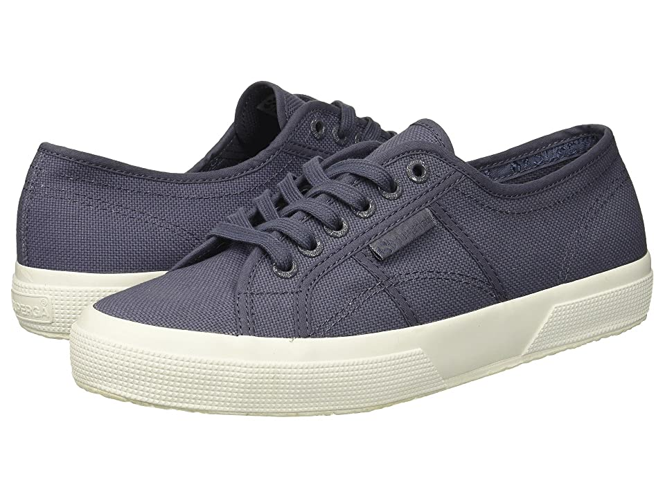 Superga 2750 Cotu (Vintage Blue Full) Athletic Shoes