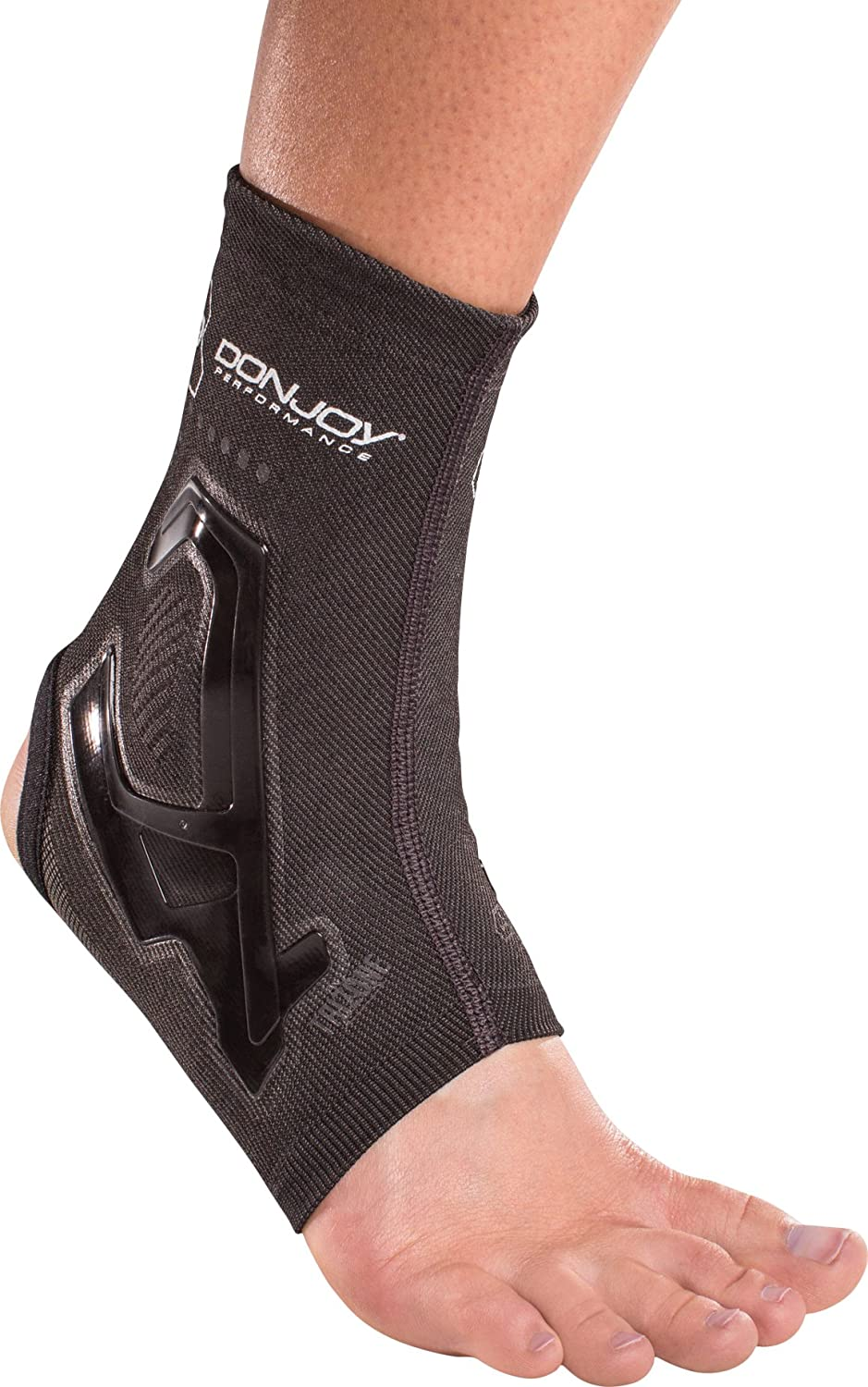 DonJoy Performance TRIZONE Compression: Super sale period limited Brace Support online shopping Bla Ankle