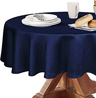 Best 90 inch round tablecloth vinyl Reviews