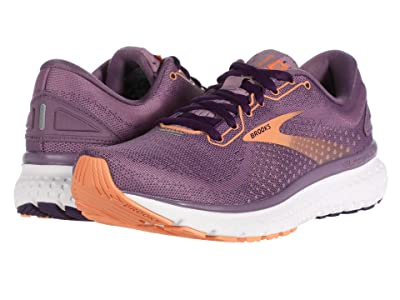 Brooks Glycerin 18 (Valerian/Jewel/Cantaloupe) Women