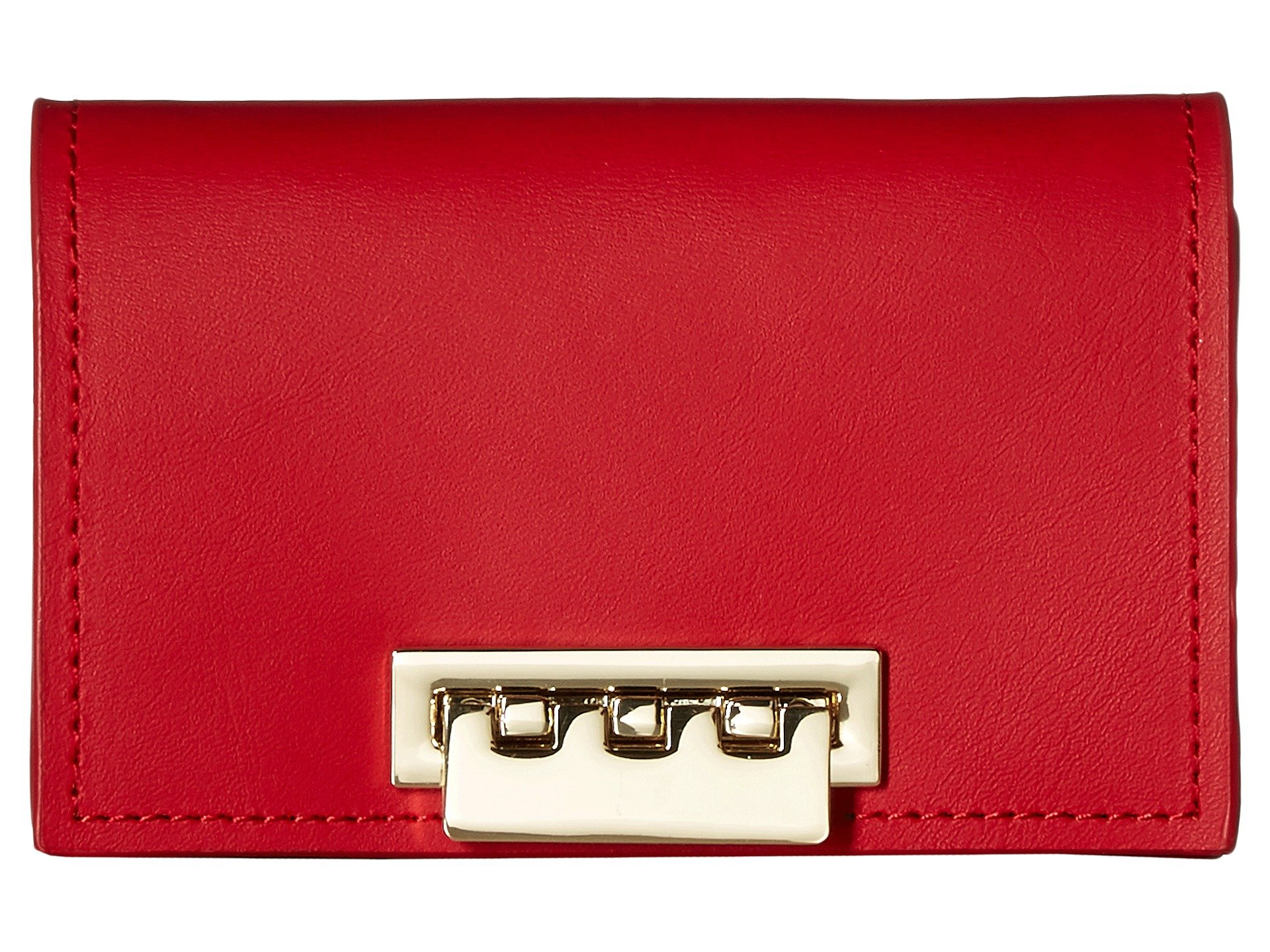 Monedero para Mujer ZAC Zac Posen Earthette Credit Card Case with Chain  + ZAC Zac Posen en VeoyCompro.net