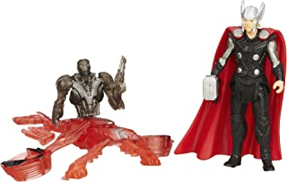 Marvel Avengers Age of Ultron Thor Vs. Sub-Ultron 005 2.5-inch Figure Pack