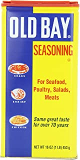 Old Bay Seasoning, 16-Ounce Tins (Pack of 3)