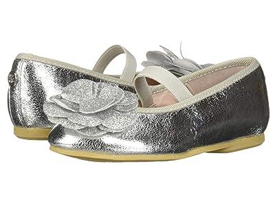 Nina Kids Estela-T (Toddler/Little Kid) (Silver) Girls Shoes