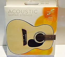 adam levine acoustic guitar