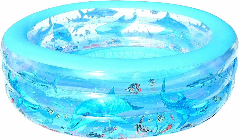 Bestway Deluxe Crystal Pool 51071