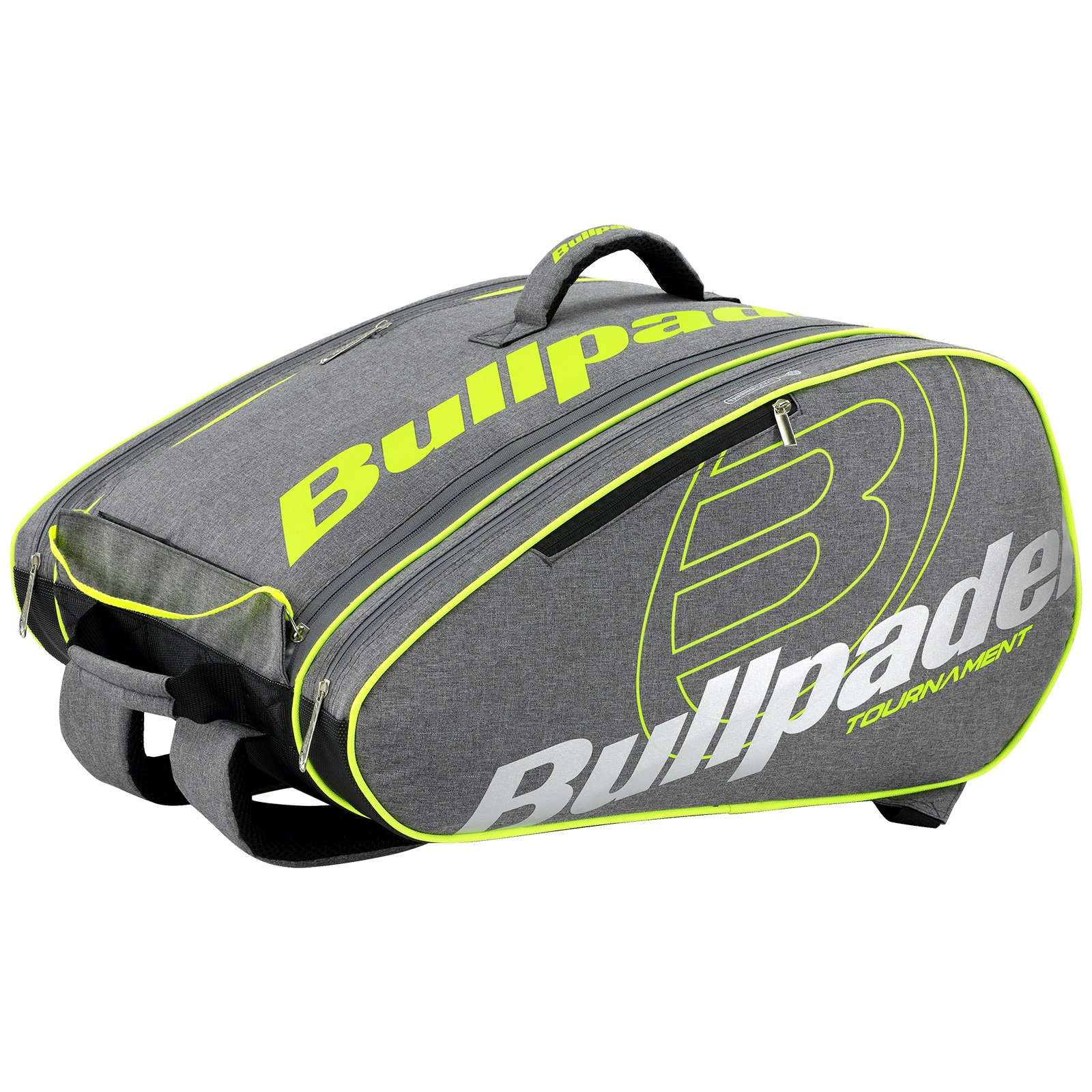 Paletero Bullpadel 17005 Big Yellow: Amazon.es: Deportes y aire libre