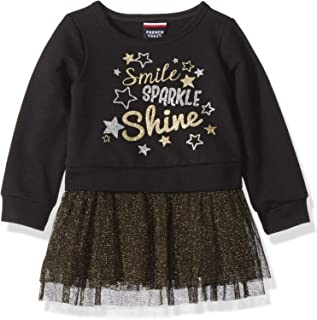 French Toast baby-girls Long Sleeve Fashion Dress Special Occasion Dress