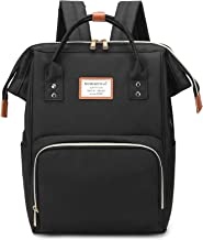 SOWAOVUT Laptop Backpack 15 Inch Casual Daypack Water Resistant Business Travel School Backpack for Women Student