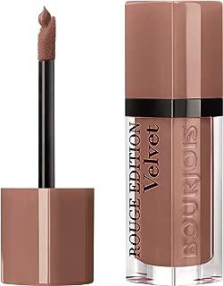 Bourjois Rouge Edition Velvet Liquid Lipstick - 17 Cool Brown, 6.7ml/0.23fl oz