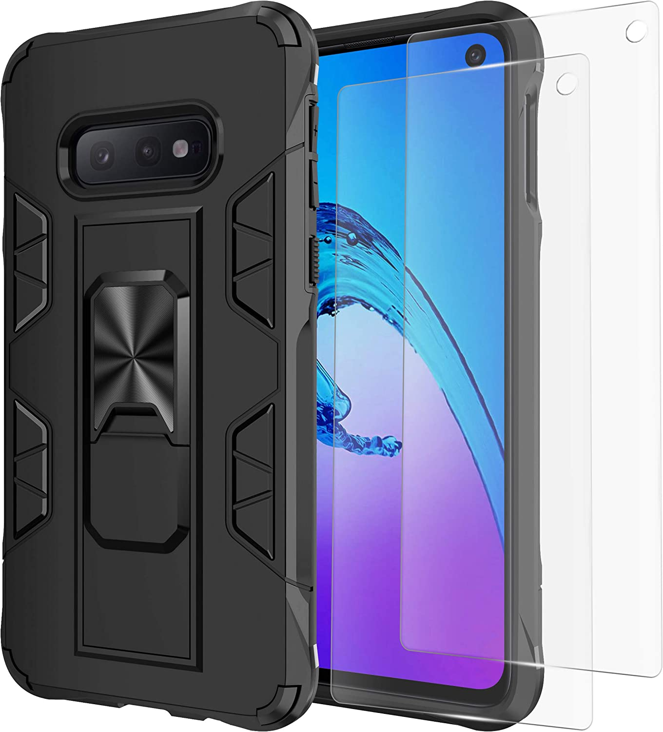 Max 84% OFF Compatible for Galaxy S10E Tempered Case Samsung with Year-end annual account