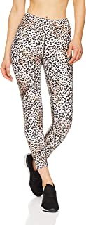 Dharma Bums Women's Wild Thing High Waist Printed Yoga Legging - 7/8 Length